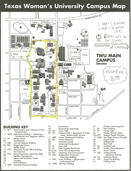 Online Race Registration and Fundraising for ... on utsw campus map, university of minnesota campus map, college station texas a&m university campus map, bac campus map, western university campus map, unt denton campus map, wwu campus map, university of richmond va campus map, roger williams university campus map, dwu campus map, scsu campus map, kctcs campus map, iwu campus map, tu campus map, kua campus map, vsu campus map, asu campus map, tsu campus map, texas woman's university campus map, ttu campus map,