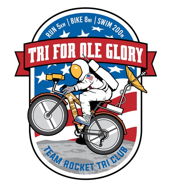 Tri for Ole Glory 2019 @ U.S. Space and Rocket Center