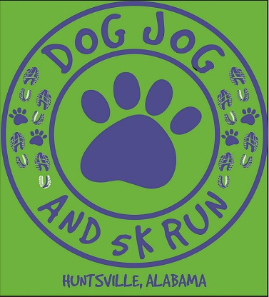Dog Jog and 5k Run @ Huntsville Depot